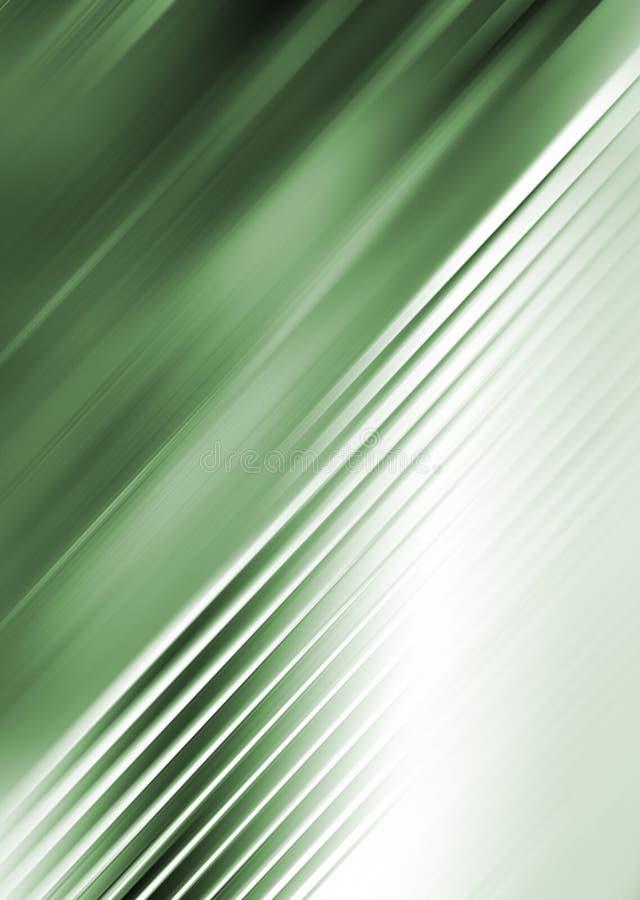 Escuro - fundo verde ilustração stock