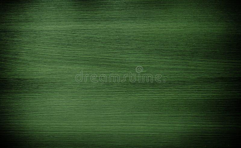Escuro - madeira verde Textura de madeira do assoalho de telhas foto de stock royalty free