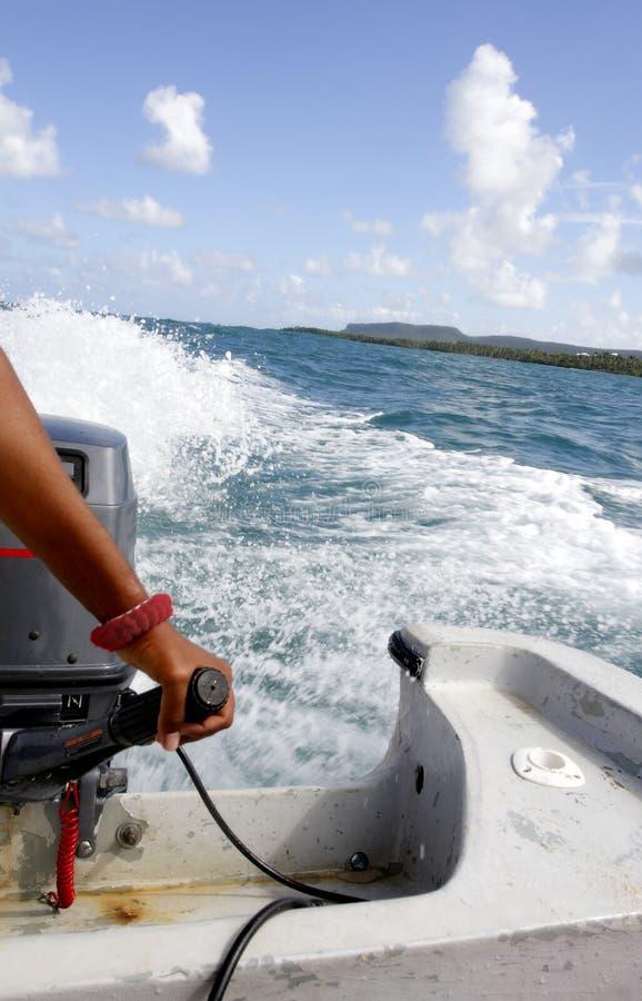 Escursione caraibica fotografia stock libera da diritti