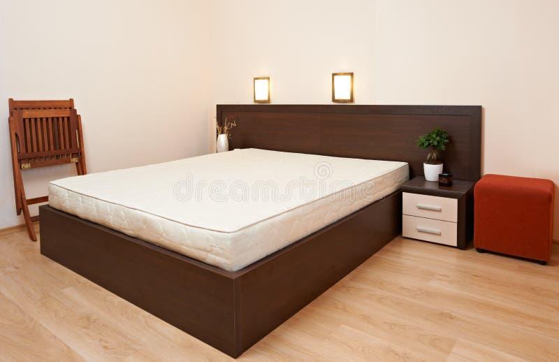 Esempio di inerior della camera da letto con la grande serie fotografia stock immagine di - Camera da letto grande ...