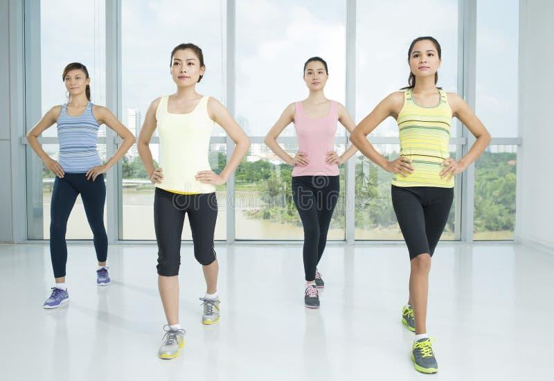 Esercizi di aerobica