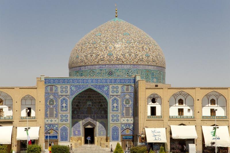 Esfahan, Iran fotografia stock