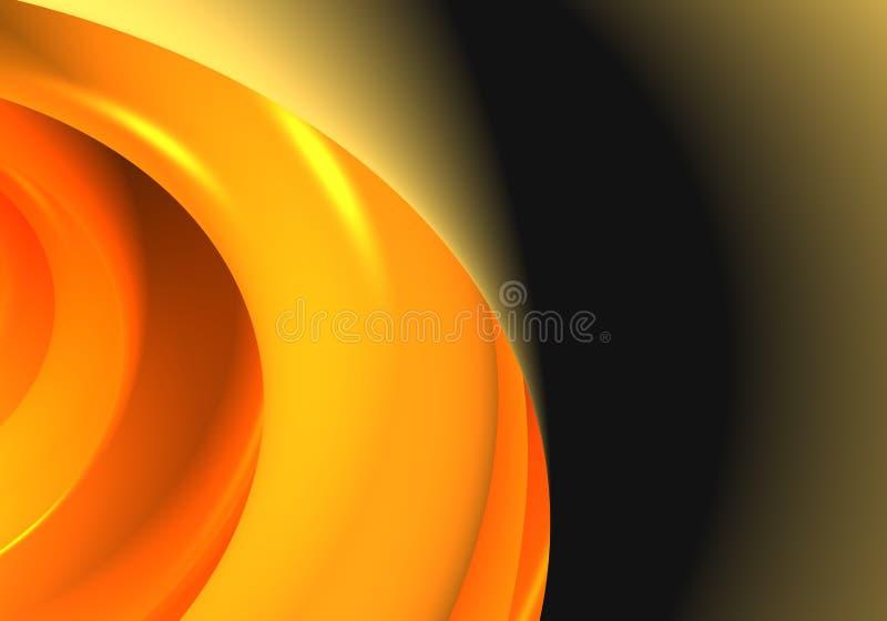 Esfera anaranjada libre illustration