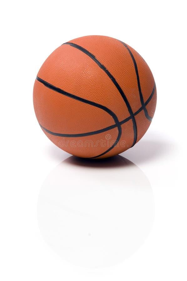 Esfera ao basquetebol fotografia de stock