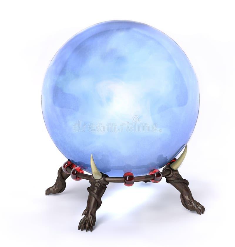 Esfera cristalina libre illustration
