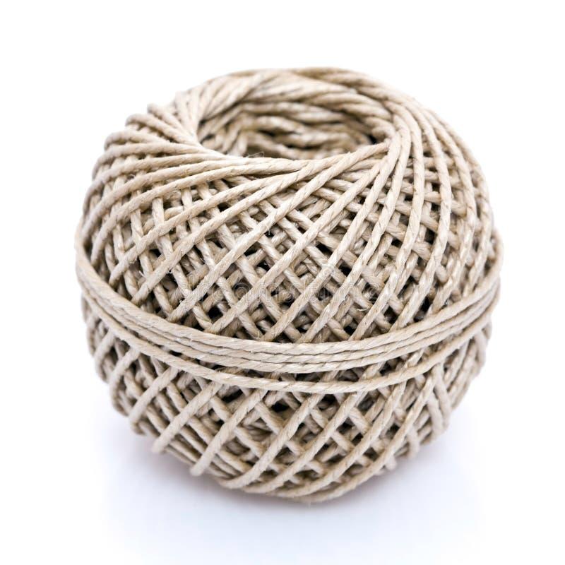 Esfera da corda imagens de stock