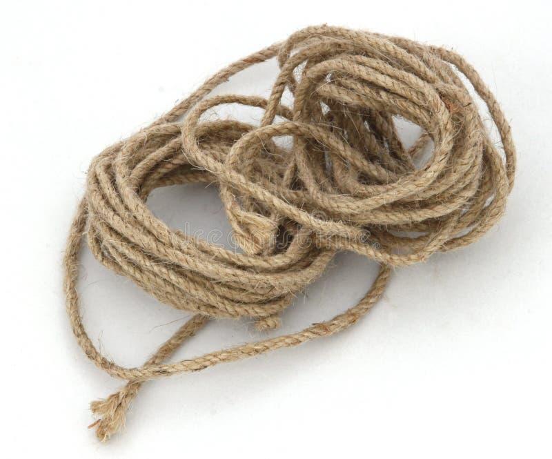 Esfera da corda ou da guita foto de stock