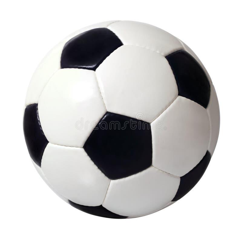Esfera de futebol 2 fotografia de stock royalty free