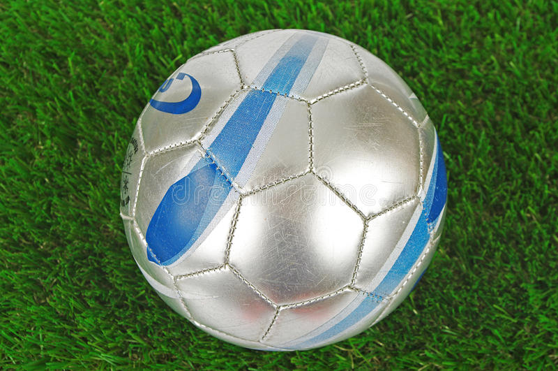 Esfera de futebol fotos de stock royalty free