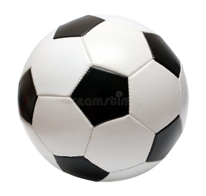 Esfera de futebol do futebol imagens de stock