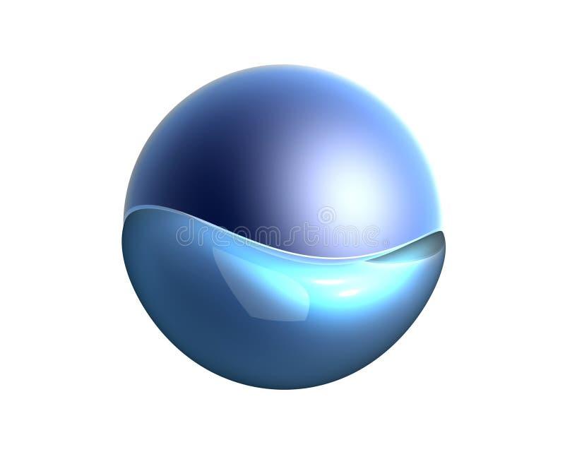 Esfera del agua libre illustration