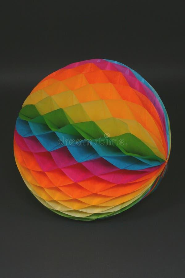 Esfera do arco-íris fotos de stock