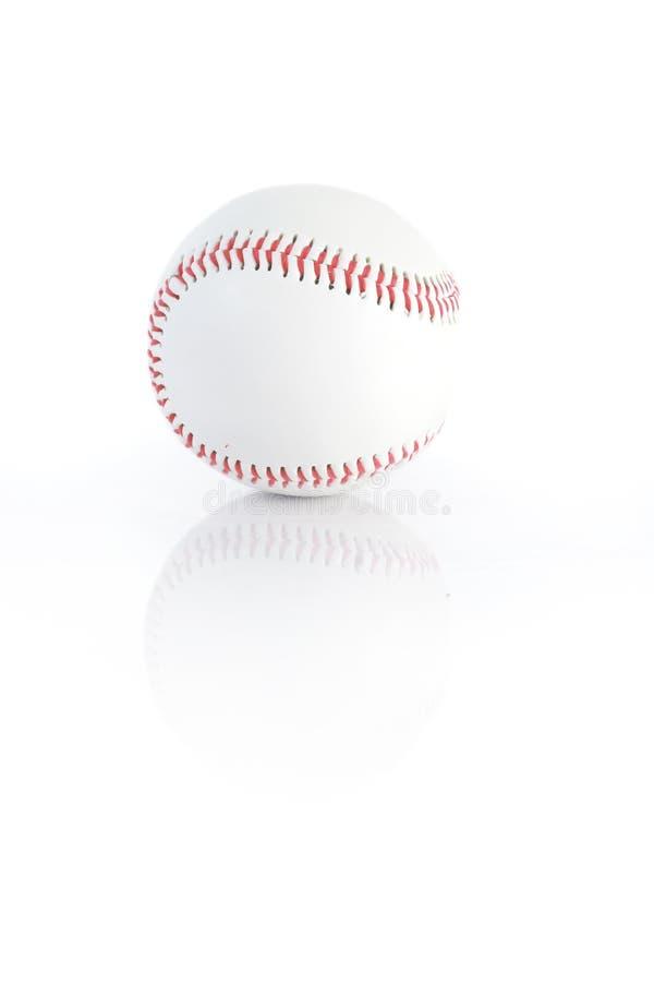 Esfera do basebol foto de stock royalty free