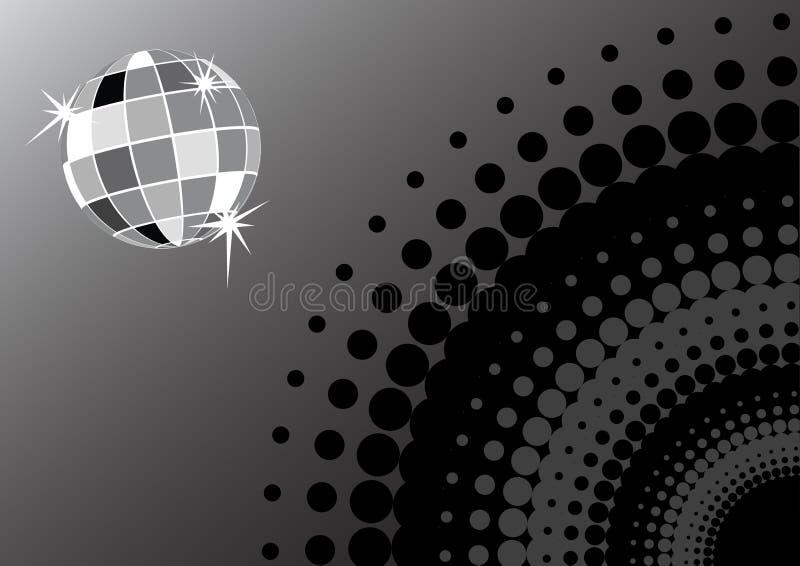 Esfera do mosaico ilustração do vetor