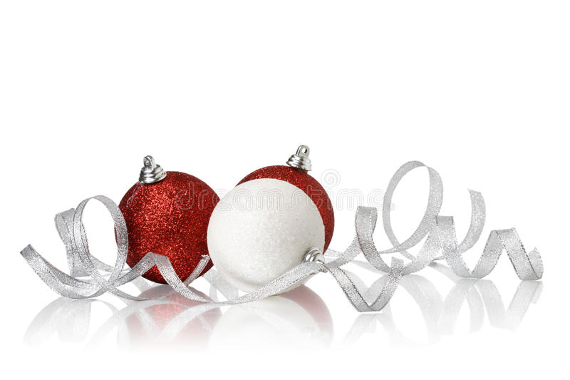 Esfera do Xmas imagem de stock royalty free