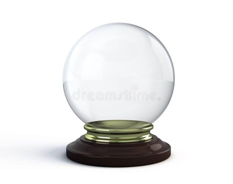 Esfera mágica ilustração stock
