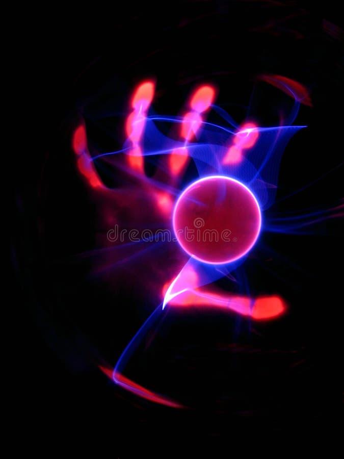 Esfera mágica ilustração do vetor