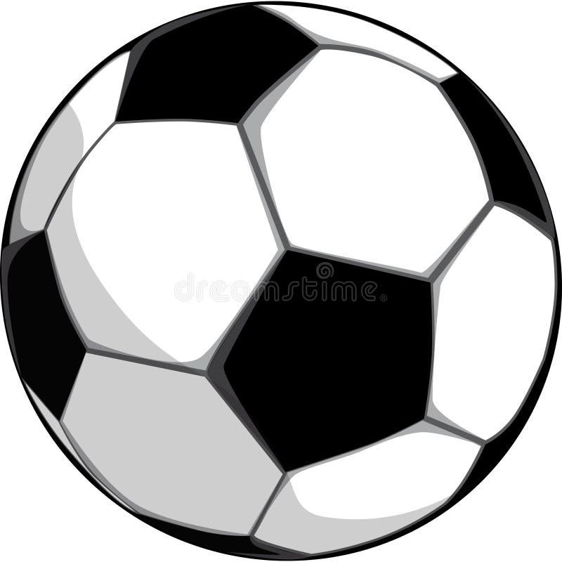 Download Esfera Para Jogar O Futebol Ilustração Stock - Ilustração de liga, vitória: 16865763