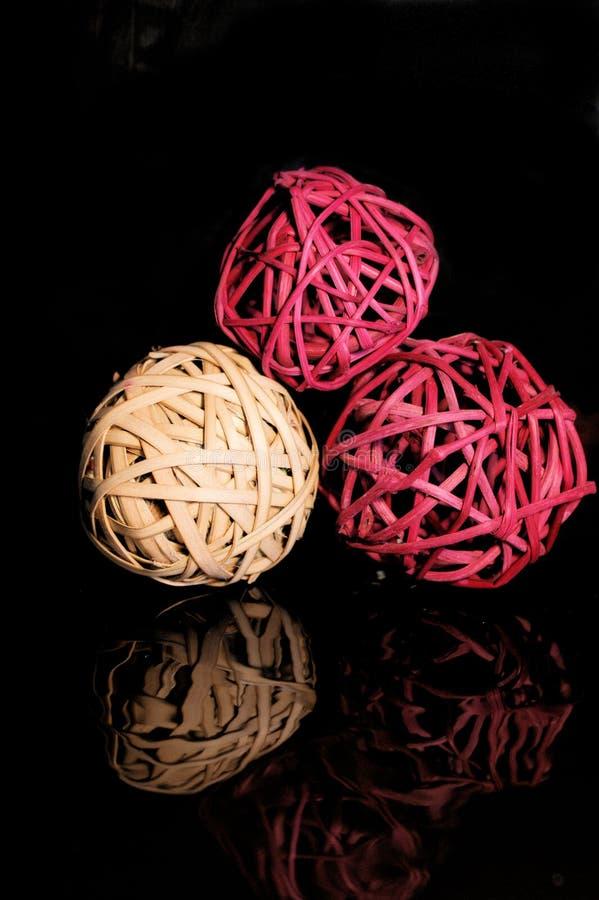 3 esferas imagem de stock royalty free