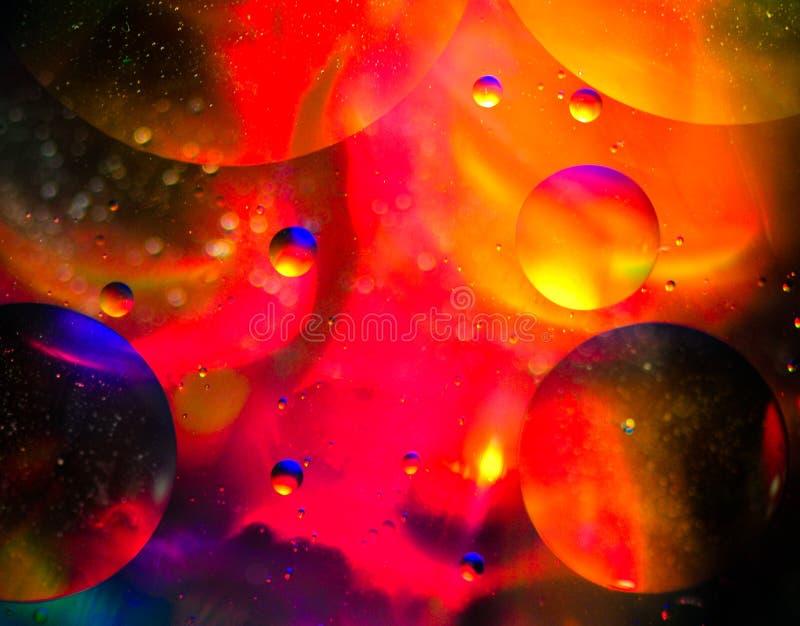 Esferas Abstratas Foto de Stock Royalty Free