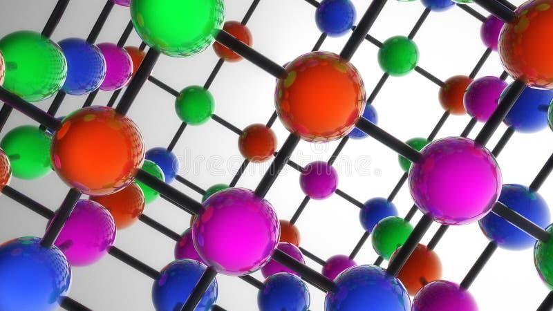 Esferas coloreadas libre illustration