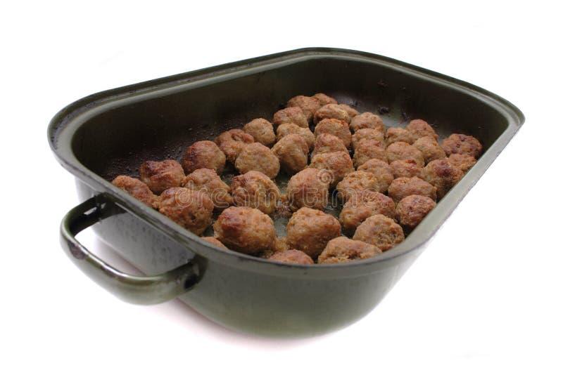 Download Esferas de carne foto de stock. Imagem de cater, delicioso - 12808354