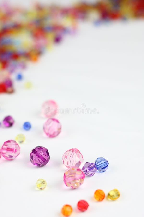 Esferas de cristal imagens de stock royalty free