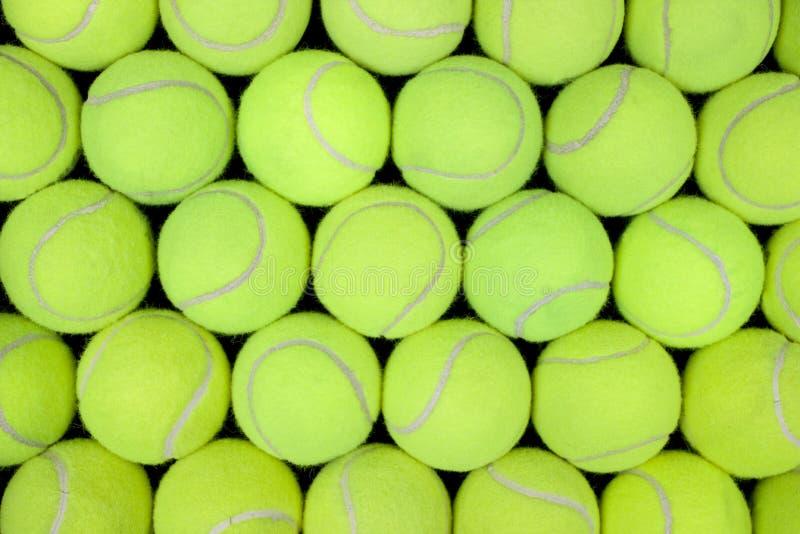 Esferas de tênis fotos de stock