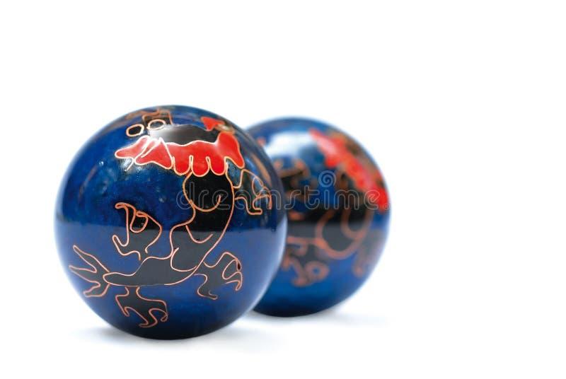 Esferas do zen imagens de stock royalty free