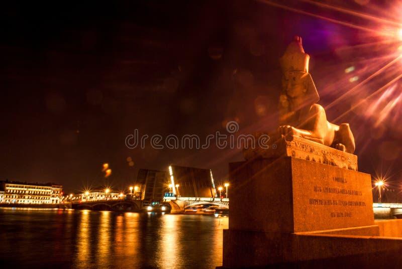 Esfinge egipcia fotografía de archivo libre de regalías