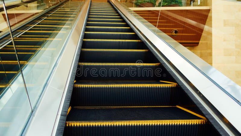 Eskalator zdjęcie royalty free