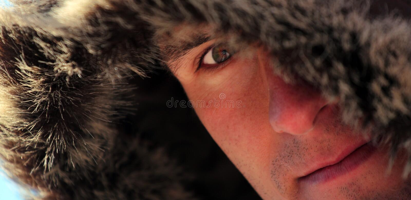 eskimo royaltyfria bilder