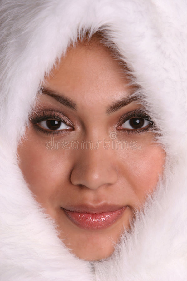Free Eskimo Girl 1 Royalty Free Stock Images - 335289