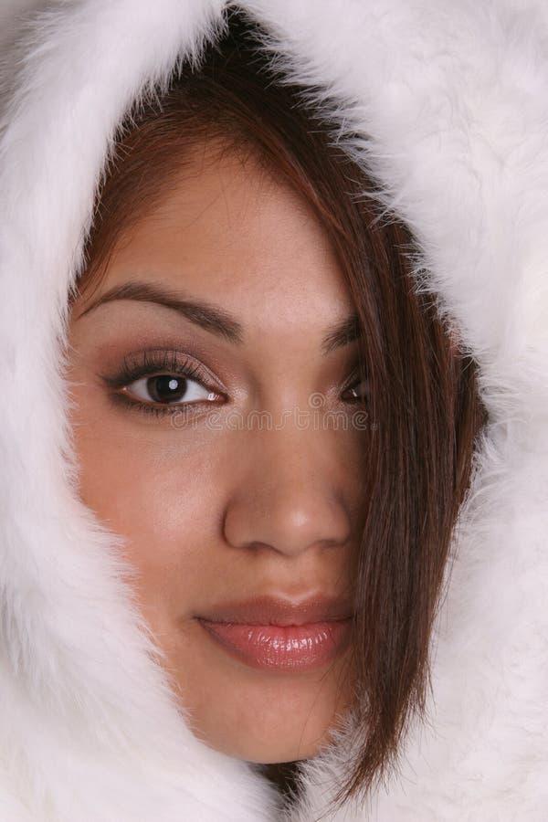 Free Eskimo Girl 2 Stock Photo - 335290