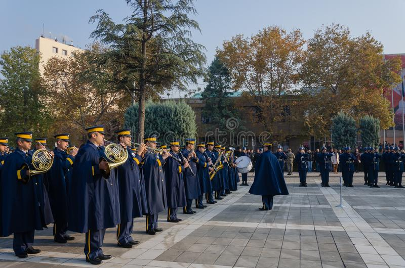 Eskisehir, Türkei-November 10,2017: Das große Führer AtatÃ-¼ rk ` s lizenzfreies stockfoto