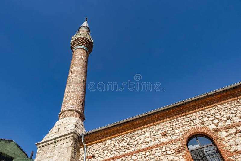Eskisehir is very historical city. You can still feel amazing historical atmosphere with tiryakizade. Eskisehir,turkey-june 4,2019.Eskisehir is very historical royalty free stock image