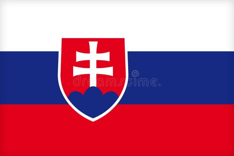 Eslovaquia stock de ilustración
