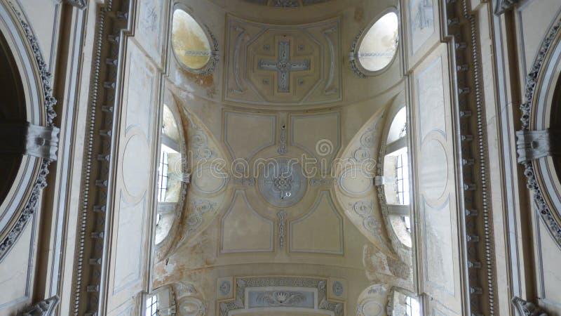 Espérance Abbaye de Bonne, estinnes, Belgien stockbilder