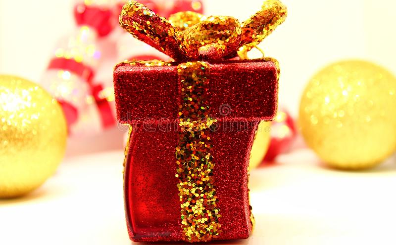Espírito, cumprimentos e alegria do Natal imagem de stock royalty free