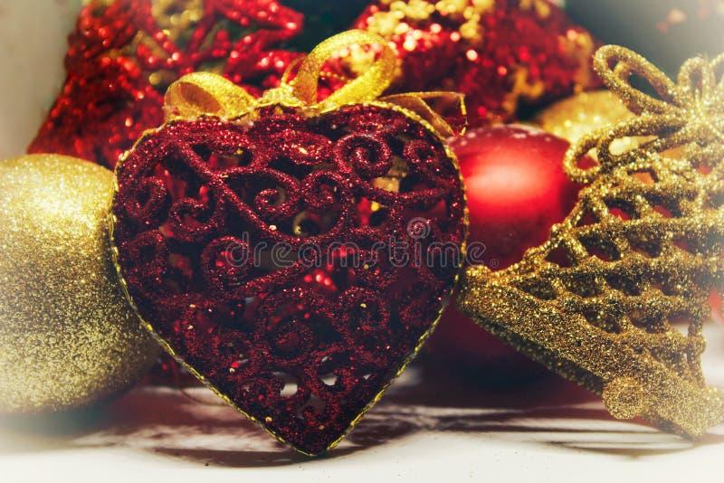 Espírito, cumprimentos e alegria do Natal imagem de stock