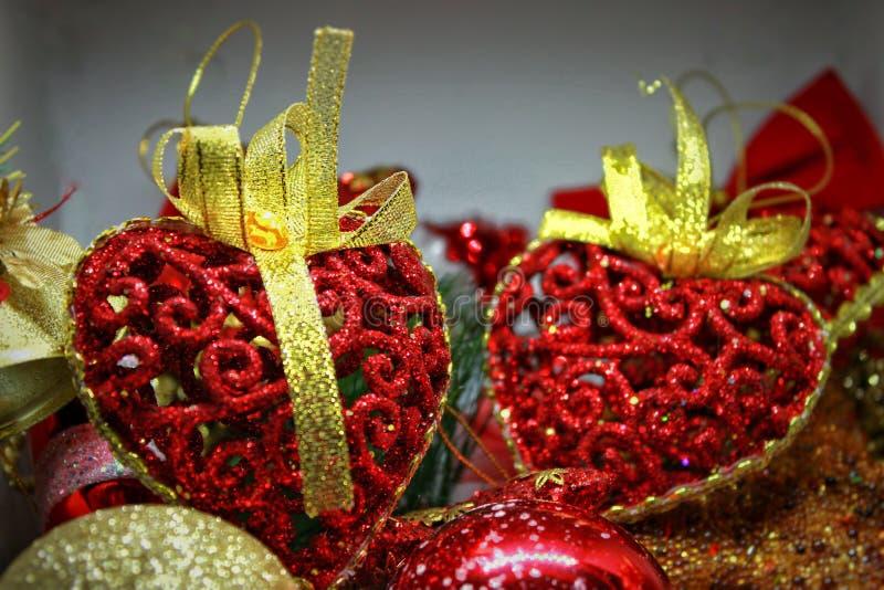 Espírito, cumprimentos e alegria do Natal imagens de stock royalty free