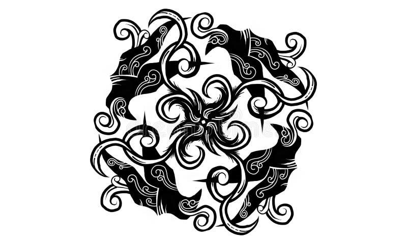 Espírito da fusão ilustração do vetor