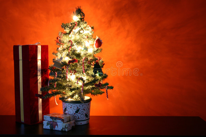 Espírito Do Natal Fotos de Stock Royalty Free
