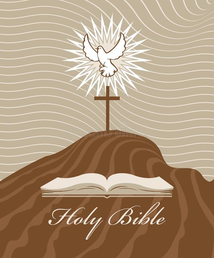 Espíritu Santo stock de ilustración
