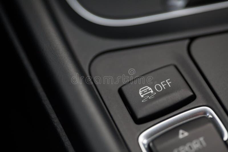 ESP knappdetalj fotografering för bildbyråer
