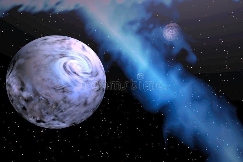 Download Espaço ilustração stock. Ilustração de dimensões, cosmos - 544632