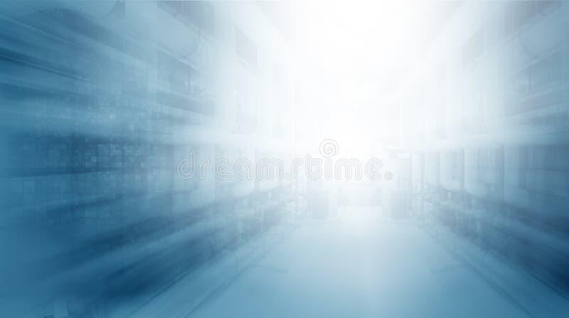 Espaço de Digitas imagens de stock