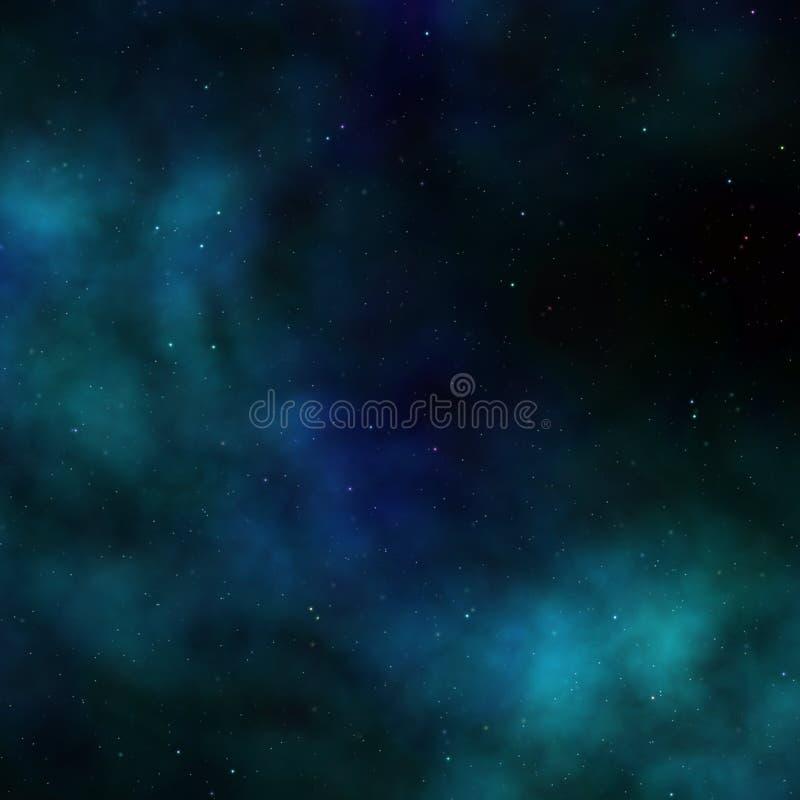 Espaço escuro imagens de stock
