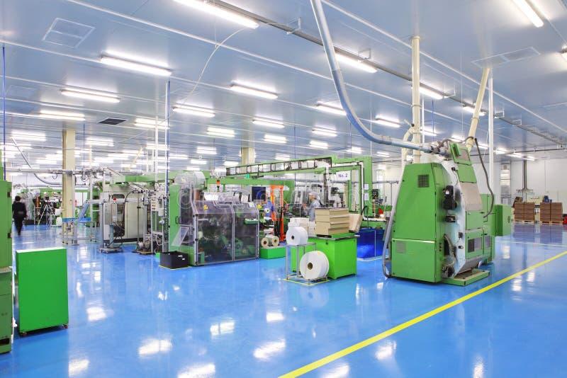 Espaço industrial fotos de stock royalty free