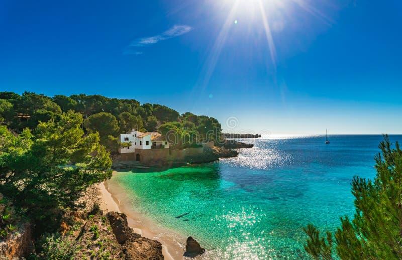 España Majorca Cala Gat imagen de archivo